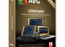 AVG Ultimate 2020 with Secure VPN - 10 Devices - 1 Year