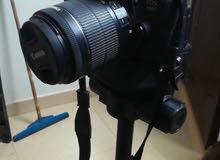 كاميرا كانون 750d اتفتحت للتجربه