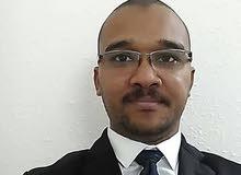 محاسب عام و مدير مالي سوداني العمر 34 سنة  خبرة ثمانية سنوات - شهادة ماجستير الاقتصاد
