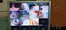 4 كاميرات داهوا 2 ميجا