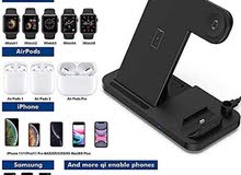 KINH DOANH Wireless Charger, 4 in 1
