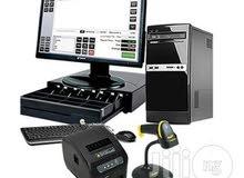 Point Of Sale -Cash Register برنامج البيع للمحلات التجاريه