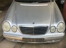 للبيع قطع غيار مرسيدس ابو عيون قرش ونص E240 E320 E230
