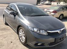 Honda Civic GCC 2012 full option Sunroof vary clean good condition