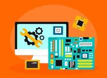 صيانة كمبيوتر وطابعات والات تصوير