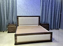 Bed and Night Stands