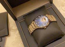لبيع ساعة جديدة