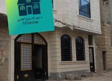 للبيع عمارة في جنوب صنعاء قريب جولة بيت بوس مساحة 2لبن ونص حر معمد موثق بالسجل ا