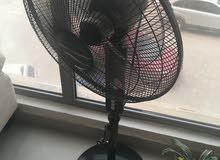 Hitachi adjustable floor standing fan