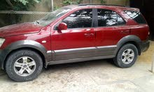 Automatic Red Kia 2005 for sale