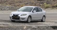 Used condition Mazda 3 2005 with +200,000 km mileage