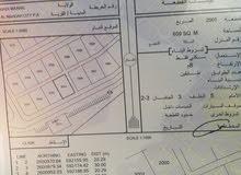 ارض سكنية للبيع في مخطط حي النهضه/ وادي المعاول بالقرب مسجد المعمور