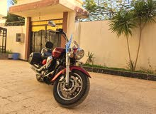 Used Yamaha motorbike made in 2006 for sale