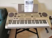 Casio AT3 Oriental Keyboard- Superb Condition- 61 keys condition- exterior Oriental Modulater