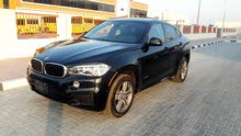 BMW X6 M Sport 2018  US SPECS WITHOUT DOWN  PAYMENT (4199 AED MONTHLY)