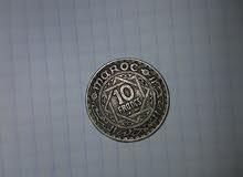 10 francs empire cherifien