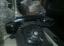 هاتف اسود