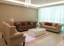 Nicely Brand New 2 Bedrooms Fully Furnished Apartment in Amwaj Island rent