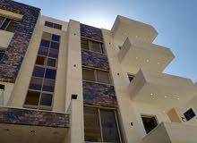 شقة طابق ثالث مع روف اقساط في مرج الحمام((دوار الاتصالات)) ومن المالك مباشرة