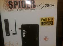 Spider S 280+