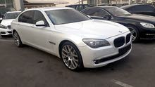 2011 BMW 750 Li Full options VIP  3dvd camera cold seats night vision