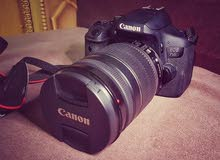 canon 750d with 18-200