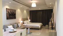 fully furnished studio apartment Hercules Living Legend