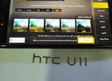 HTC U11 مستعمل نضيف   80%.  غراضه كامل