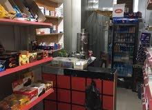 ميني ماركت ومشروبات ساخنه للببع في جبل الحسين