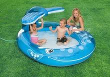 بركة سباحة للأطفال عمر سنتين وأكبر Intex 57435 تم تخيض السعر ل 25 دينار