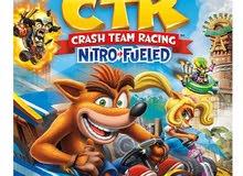 PS4 game Crash CTR