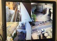 بيع وتركيب كاميرات المراقبة و مكائن سحب الابواب الاتماتيكية