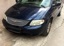 Automatic Blue Chrysler 2004 for sale
