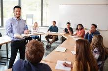 English instructor مدرب لغة إنجليزية