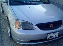 Honda Civic 2003 For Rent - Grey color
