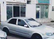 Gasoline Fuel/Power   Mazda 323 2001