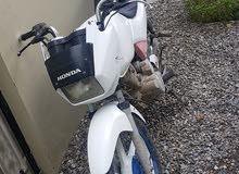 دراجه ناريه هوندا