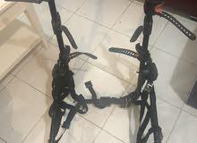 حامل دراجات هوائية bicycles holder for 3