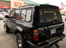 1996 Toyota Land Cruiser for sale in Sabratha