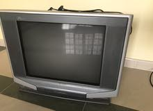 "sharp TV 21"" , very nice and an old style"