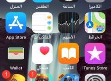 iPhone se   للون اسود 16 g