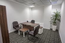 2 Months Free! Furnished Office Space + Trade License