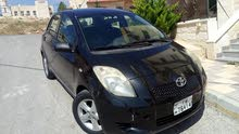 Toyota Yaris 2006 For sale - Black color