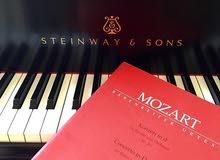 private Piano teaching Classes
