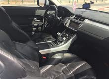 range rover evoque cope dynamique 2013