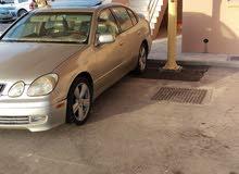 +200,000 km mileage Lexus GS for sale