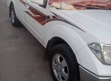 Nissan Navara in Baghdad