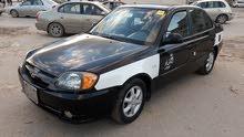 تاكسي هونداي عدسة ماشية 119 السيارة تبارك الرحمن