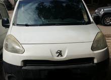 Peugeot Partner car for sale Model 2013
