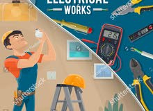 Electrician And Plumber Maintenance work first service